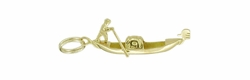 Gondola Charm in 18 Karat Gold