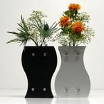 Night and Day Bud Vases