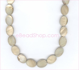 Mother of Pearls<br>Oval Natural