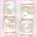 Pearl Flat Rectangle Coin