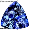 TANZANITE Cut Gemstone