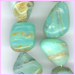 Blue Opal Nuggets A