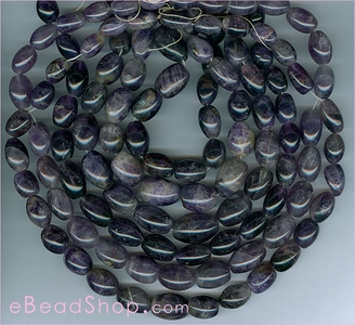 Amethyst Oval 10 - 12 mm