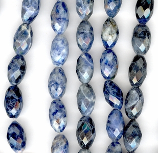Sodalite Facetted Oval