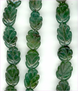Green Aventurine Carved
