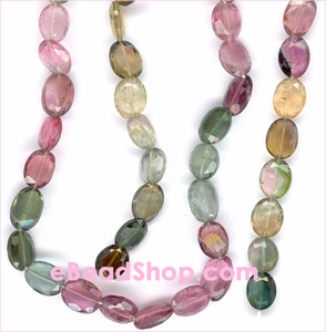 Tourmaline Faceted Oval  4  - 5 mm AA-Grade