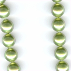 Lime  Shell Pearls