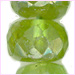 Peridot Factt Roundelle 6 -7 mm