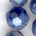 Sodalite Faceted 5mm Round B -Grade