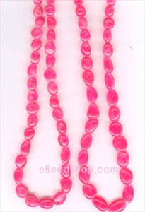 Africa Ruby Oval 7 to 8 mm $75