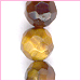 Tiger Eye Faceted Round Beads