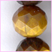 Tiger Eye faceted Round 6 mm