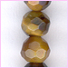 Tiger Eye faceted Round 4 mm