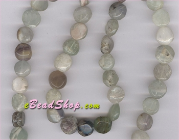 Fluorite Large Coin 8 - 12 mm