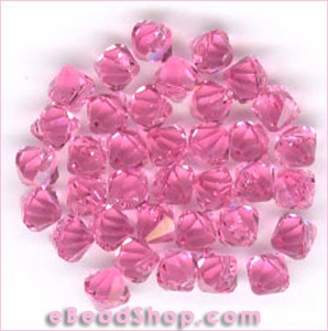 Swarovski  Beads Rose 6 mm #209