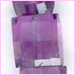 Amethyst Emerald cut A
