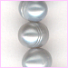 Pearl Silver Potato<BR>4 mm