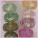 Tourmaline Faceted Roundel 5 mm $40