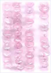 Rose Quartz Buttons