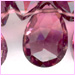 Tourmaline Side Drops<br>4 to 7 mm