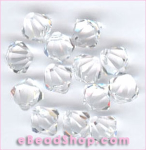 Swarovski  Beads Crystal  #001