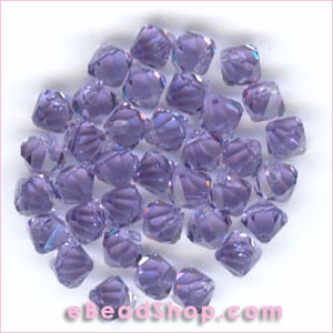 Swarovski  Beads Tanzanite 6 mm #539