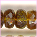 Tourmaline Facetted Green-Yellow<br>4 to 6 mm