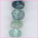 Afghanistan Tourmaline Facetted Roundel<br>4 to 5 mm $35
