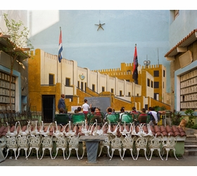 Featured image is reproduced from <I>Andrew Moore: Cuba</I>.