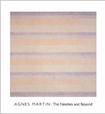 Agnes Martin: The Nineties And Beyond
