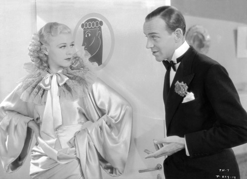 Featured image, a still from Top Hat, featuring Ginger Rogers and Fred Astaire, is reproduced from