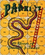 Parkett No. 40/41 Snakes & Ladders