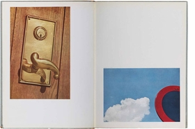 Featured spread is reproduced from Errata Editions' <I>Keld Helmer-Petersen: 122 Colour Photographs</I>.