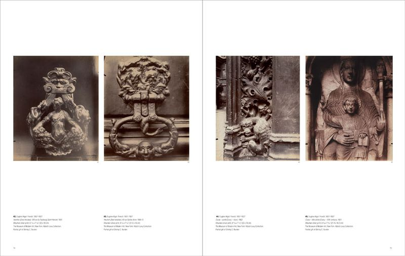 "This collaboration dates back to the earliest days of photography, for sculpture offered an advantage over more mobile subjects--being stationary, it suited the then-lengthy exposure times of nineteenth-century technology. As a result, Marcoci notes in her introduction, ""by the later nineteenth century, highlighting a sculpture"