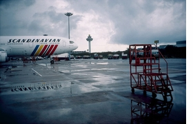 Featured image is reproduced from <I>Peter Fischli & David Weiss: 800 Views of Airports</I>.