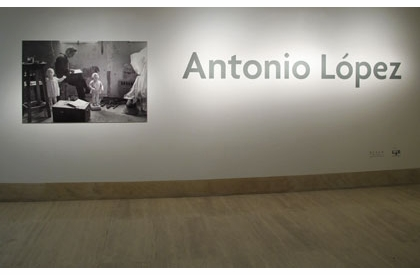 Antonio L�pez�s Retrospective Exhibition Opens at the Museo Thyssen-Bornemisza