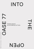 Oase Architecture Magazine New and Back Issues
