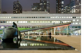 Featured image is reproduced from <I>Diller, Scofidio + Renfro: Inside-Out, and still Lincoln Center</I>.