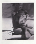Gerhard Richter Poster Number 1: Woman with Child, 1965