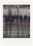 Gerhard Richter Poster Number 7: Abstract Painting, 1992