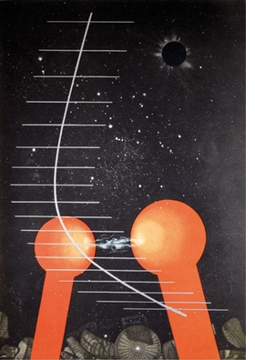 Featured image is reproduced from <I>Bruno Munari: My Futurist Past</I>.