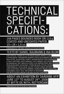 Sa�dane Afif: Technical Specifications