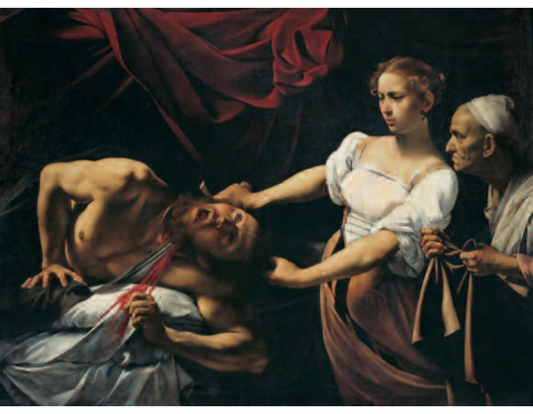 Caravaggio At First Sight