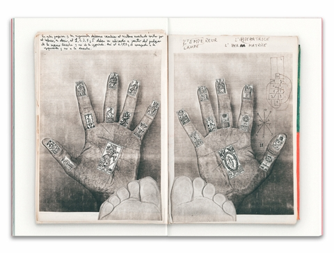 Documenta Notebooks: Alejandro Jodorowsky