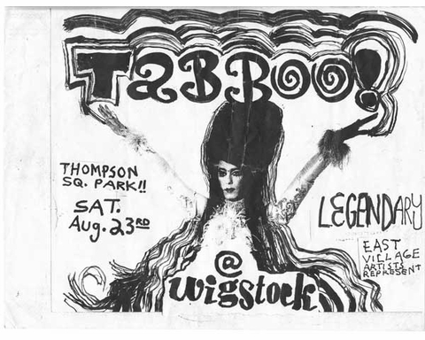 Friday May 10: BOOKMARC Celebrates Tabboo! The Art of Stephen Tashjian