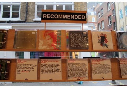 ARTBOOK | DAP visits Soul Jazz in London