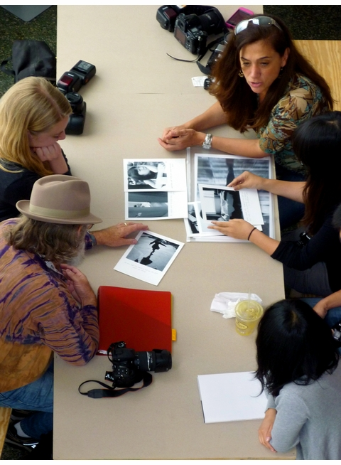 ARTBOOK @ Paper Chase Hosts Aperture/Sony Photo Camp Event