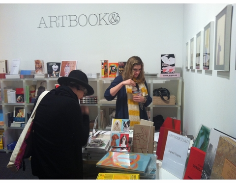 ARTBOOK @ Art Los Angeles Contemporary