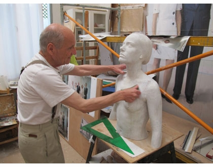 A Visit to the Studio of Antonio L�pez Garc�a