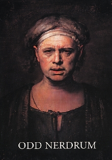Odd Nerdrum: Postcard Book